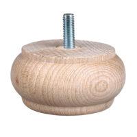 Ножка деревянная арт. 0002