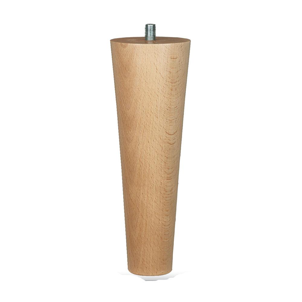 0041 Опора мебельная из массива бука