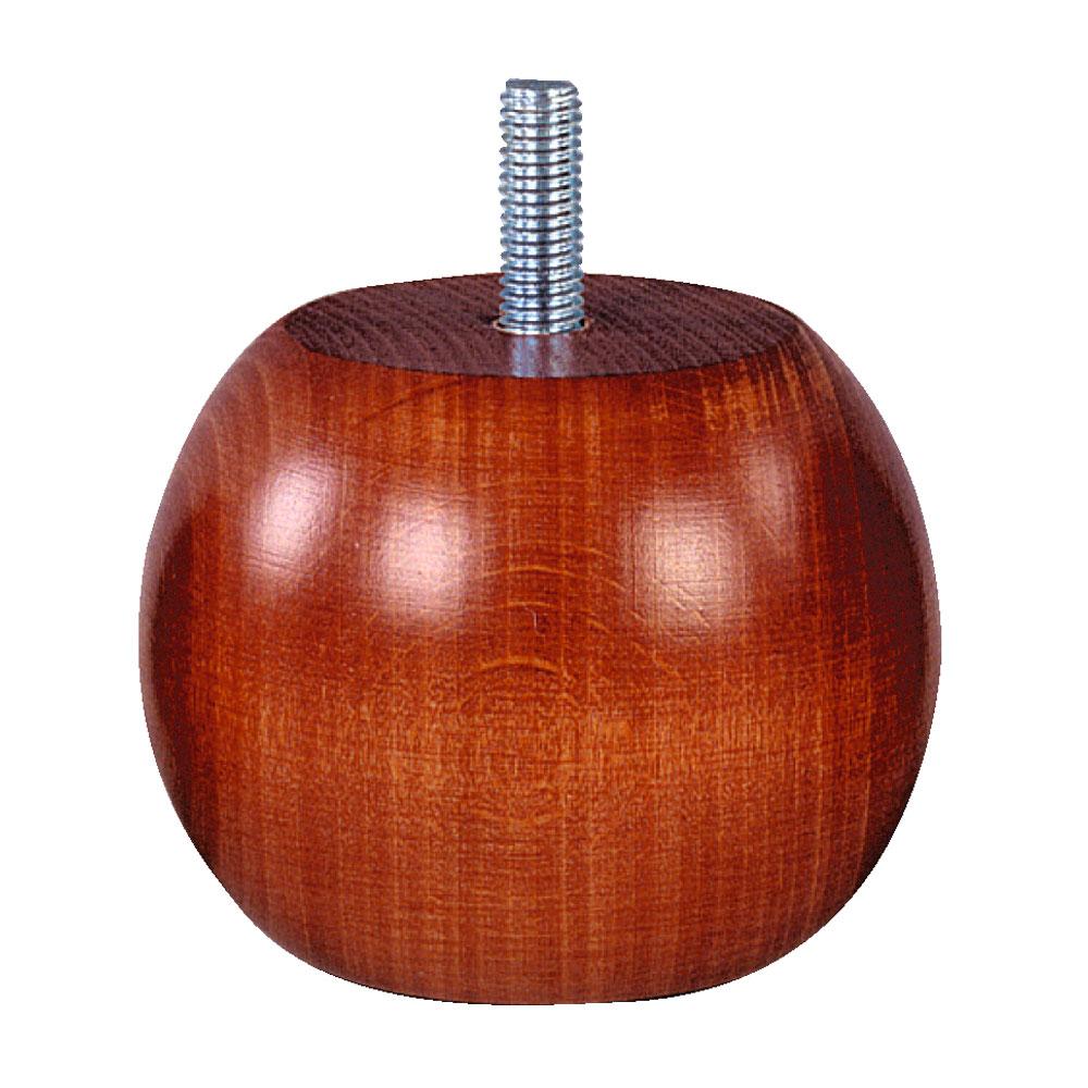 0063 Опора мебельная из массива бука