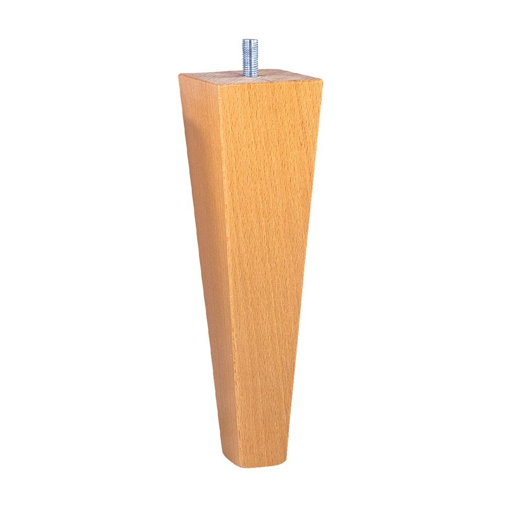 0127 Опора мебельная из массива бука