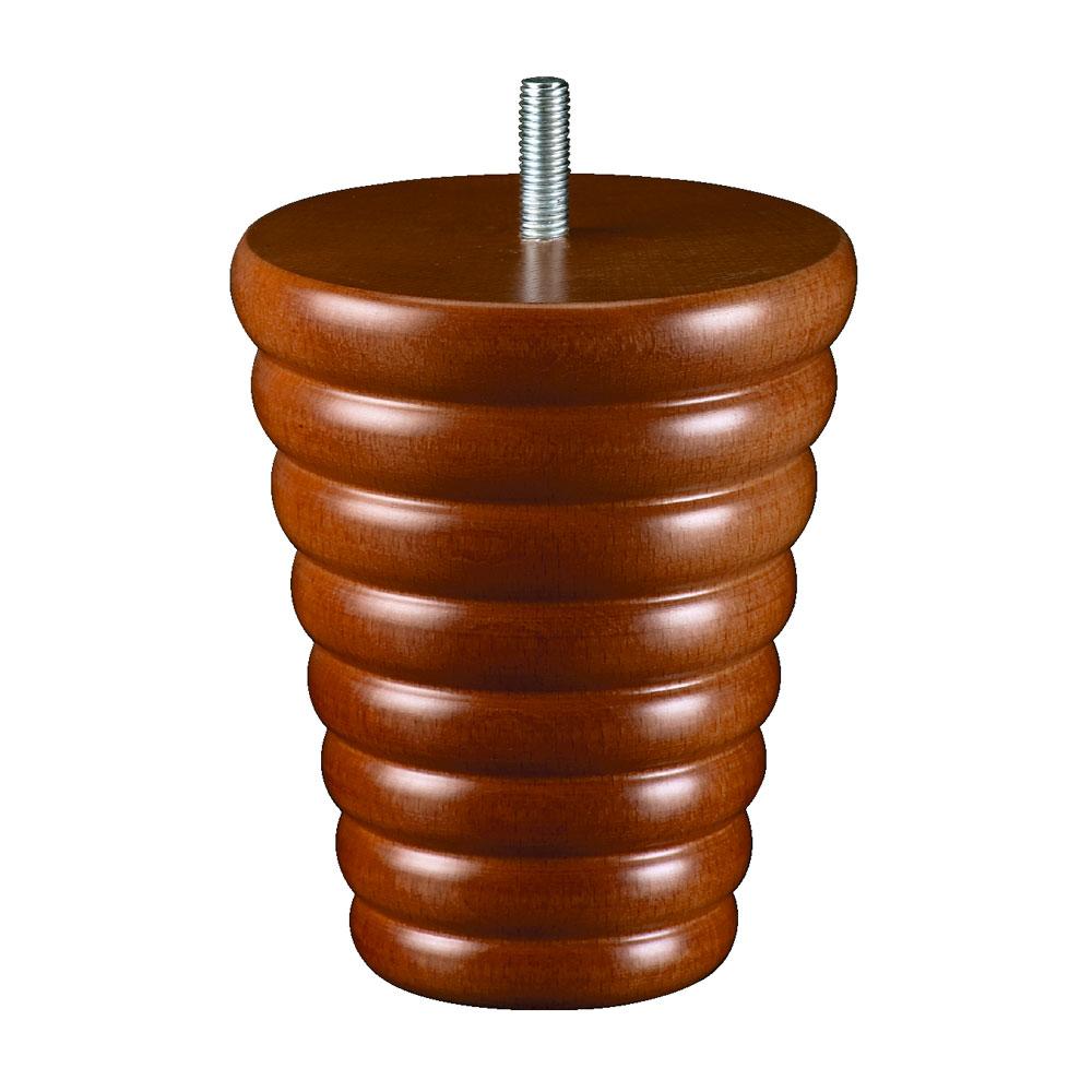 0187 Опора мебельная из массива бука