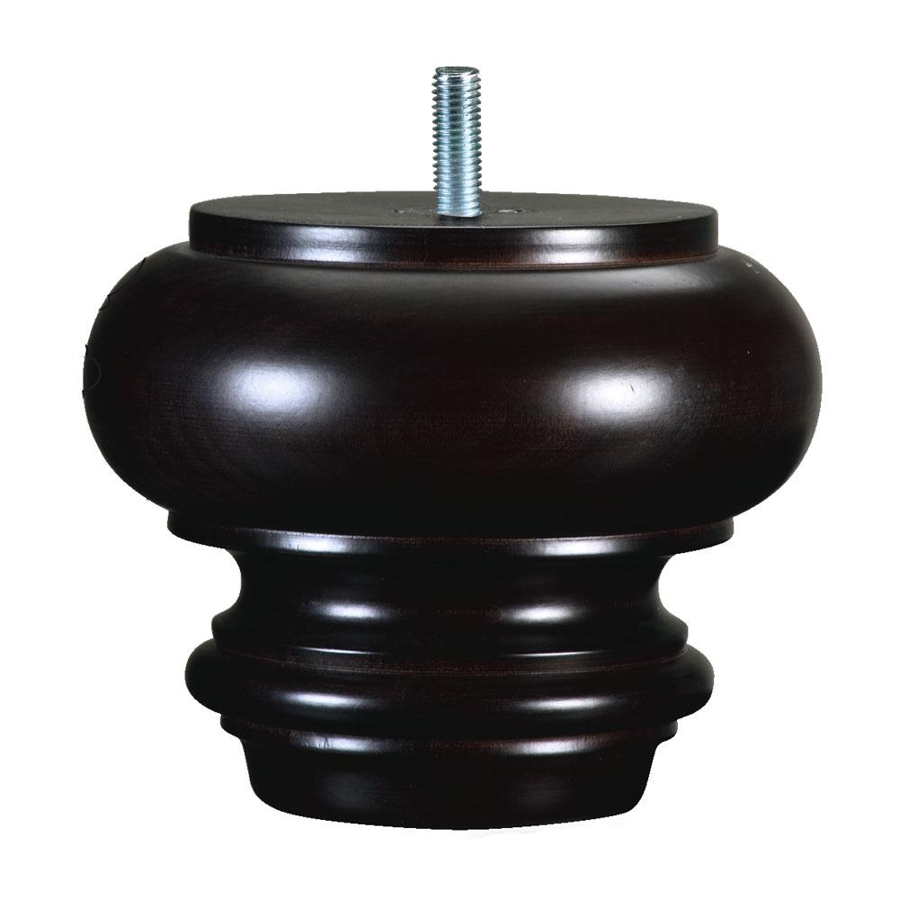 0194 Опора мебельная из массива бука