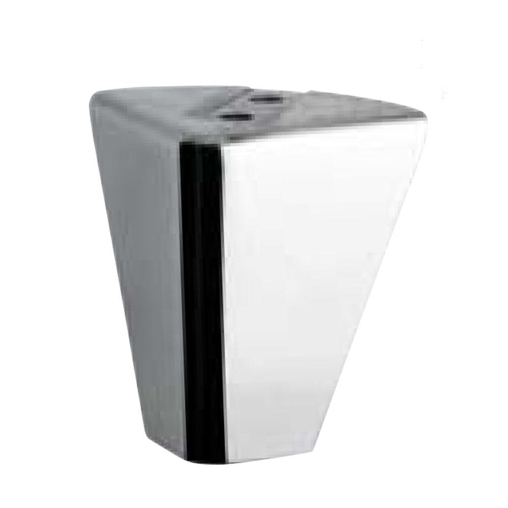 0546. Опора мебельная металл-хром.