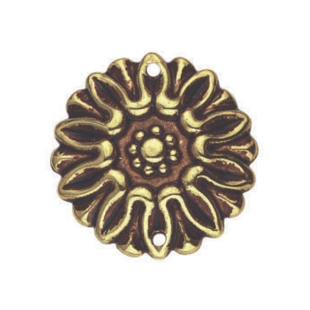 Декор металлический арт. 45230