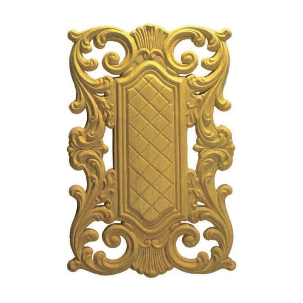 Декор из абачи F/451