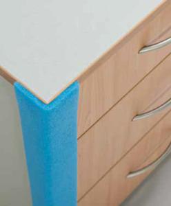 Упаковка для столов, шкафов мебели.