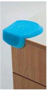 Упаковка для защиты углов корпусов мебели