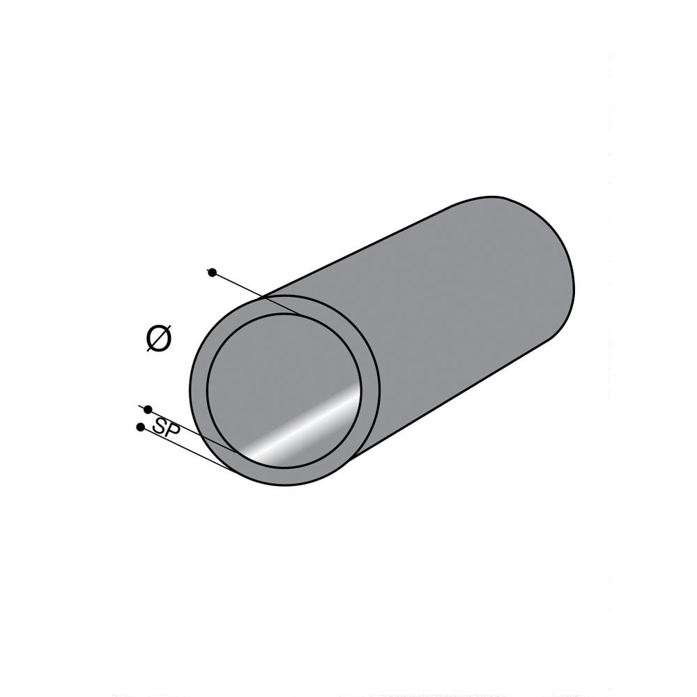 Трубка 10*22 мм. ВПЭ id=6752
