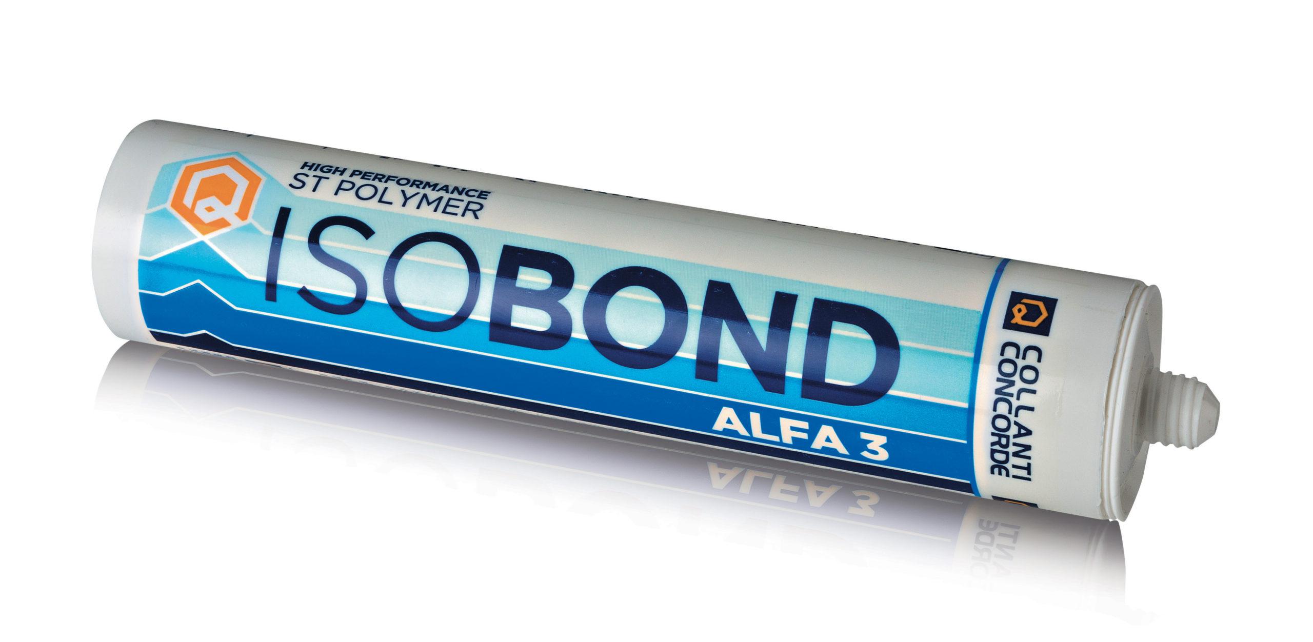 Полиуретановый клей. Полимеры ST ISOBOND ALFA 3