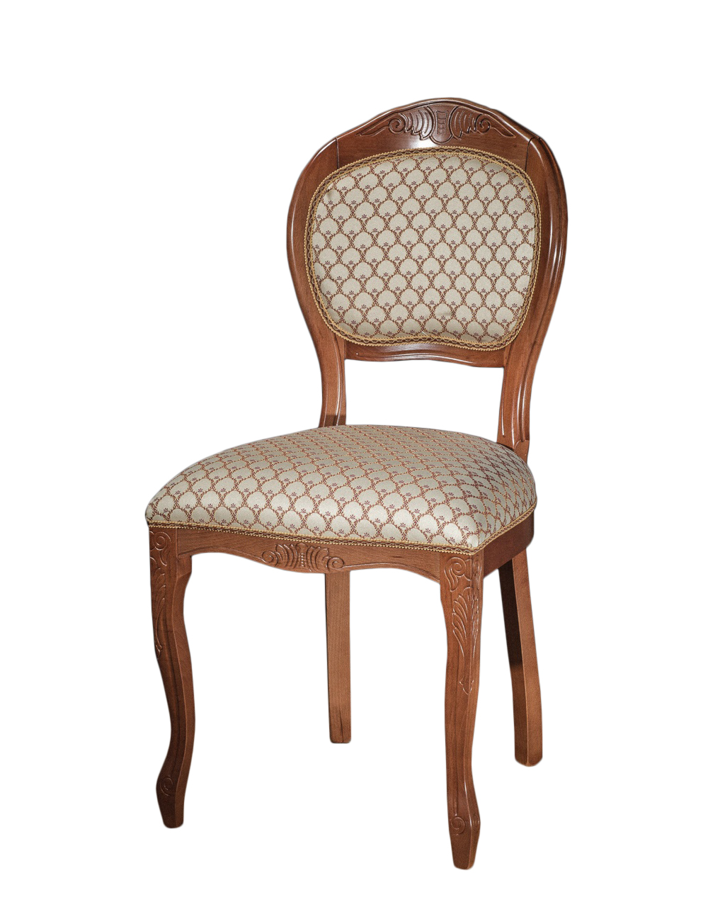 4483. Каркас стула из массива бука.