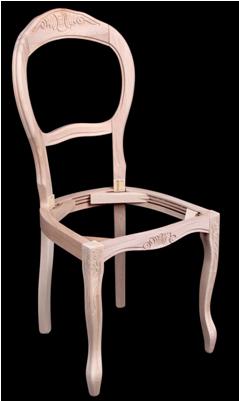 4483. Каркас стула из массива бука. id=15848