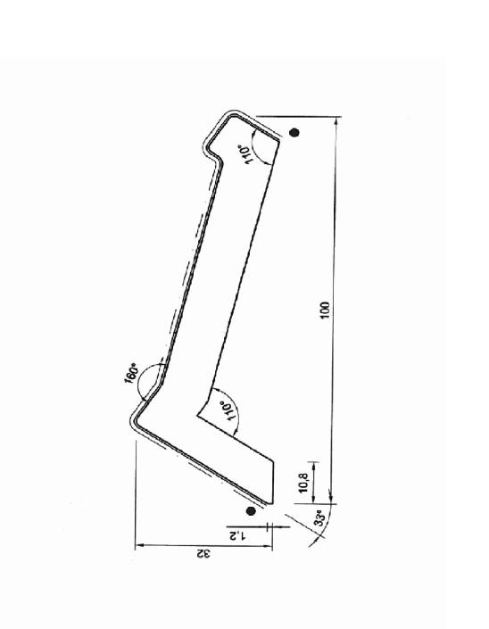 Карниз  J35 верхний, прямой. МДФ. id=14839