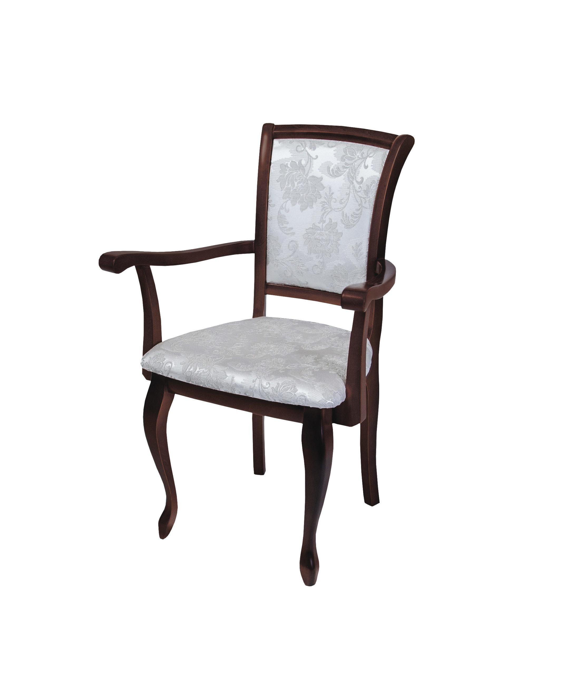 4708. Каркас кресла из массива бука.