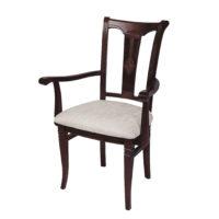 6419. Каркас кресла из массива бука.