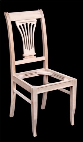 6396. Каркас стула из массива бука. id=15846