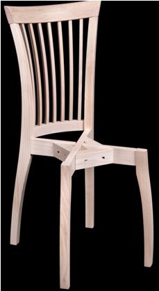 6402. Каркас стула из массива бука. id=15881